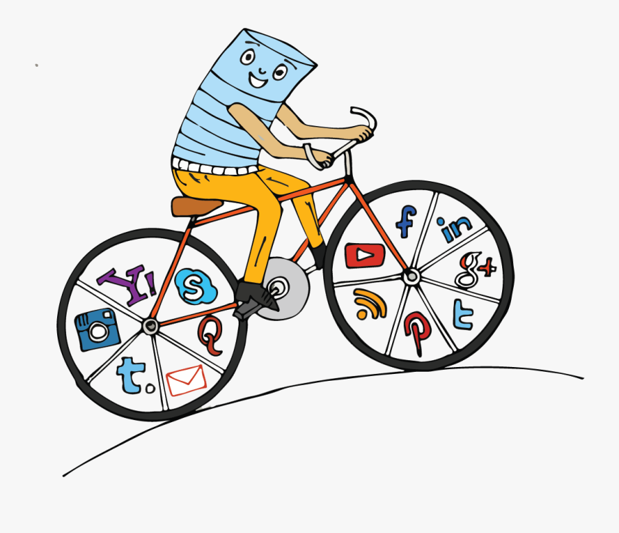 No Need To Reinvent The Wheel - Bicycle, Transparent Clipart