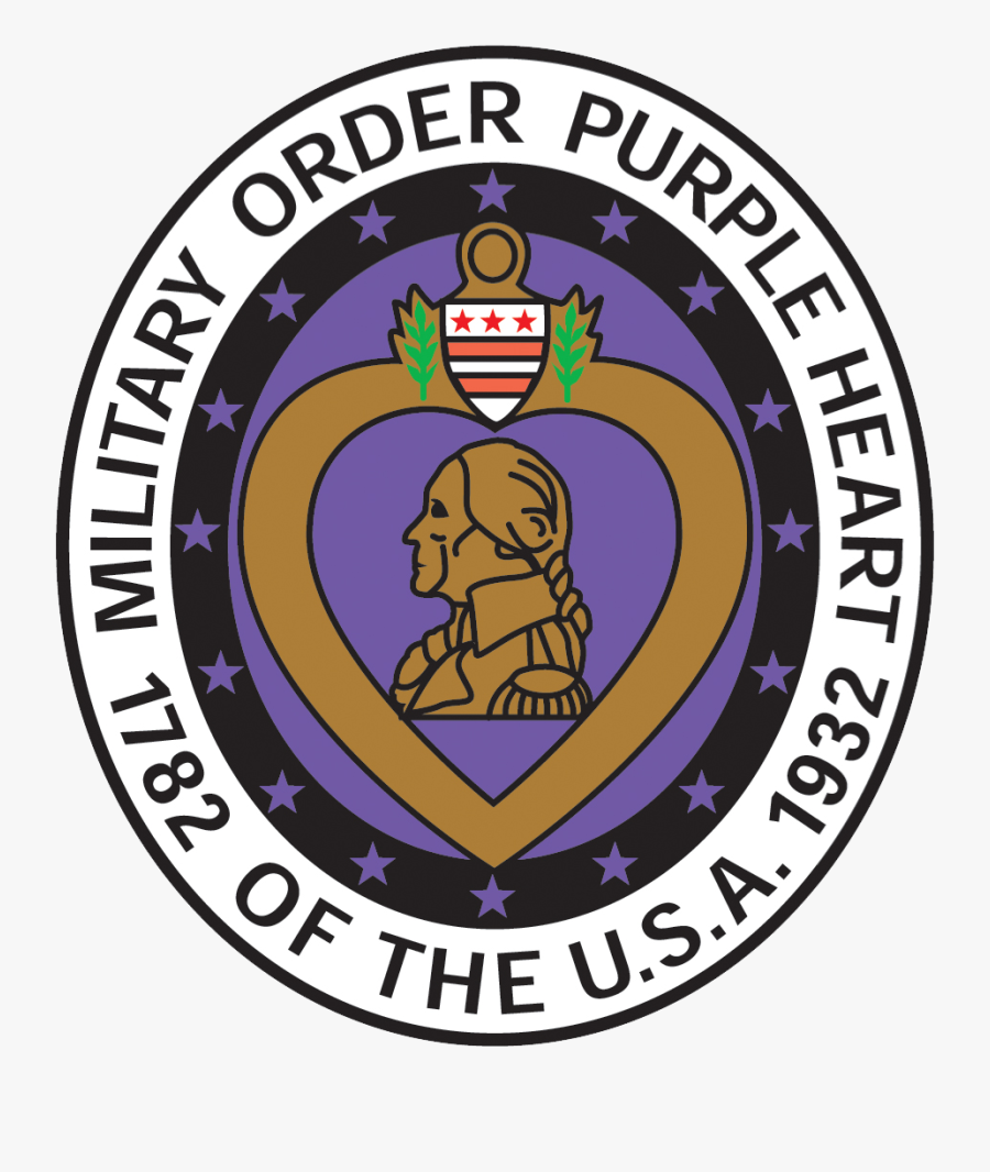 Military Order Of The Purple Heart, Transparent Clipart