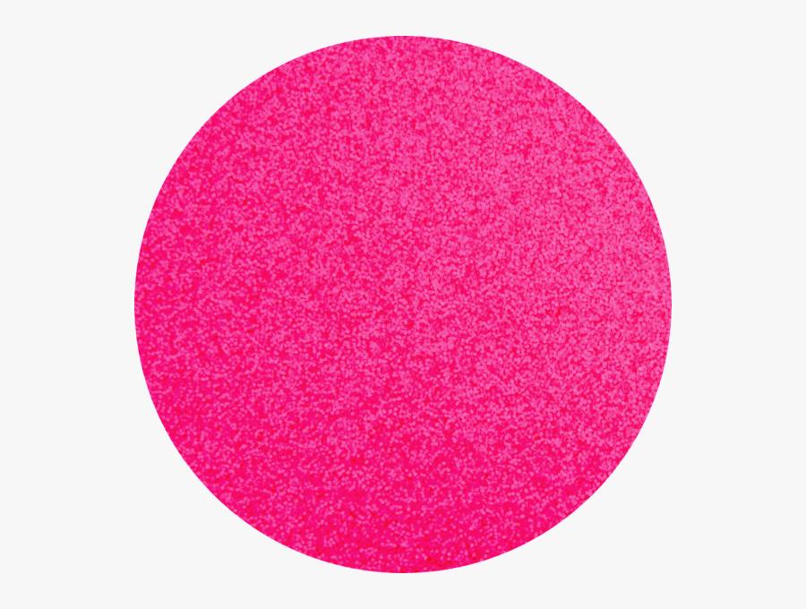225 Shocking Pink - Circle, Transparent Clipart