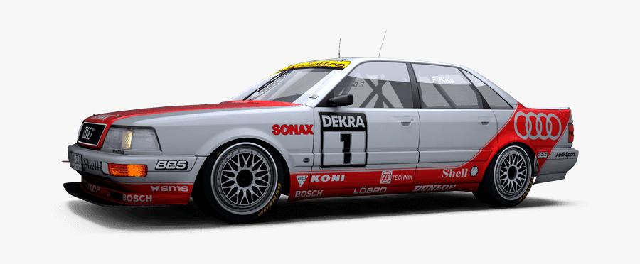Audi V8 Dtm Mod Assetto Corsa, Transparent Clipart