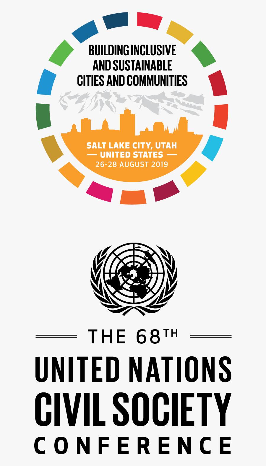 68th Un Civil Society Conference - Un Civil Society Conference, Transparent Clipart