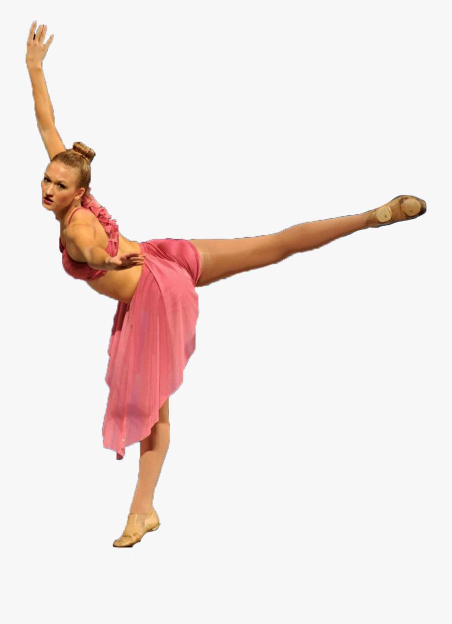 Dancer Transparent Contemporary - Transparent Contemporary Dance, Transparent Clipart