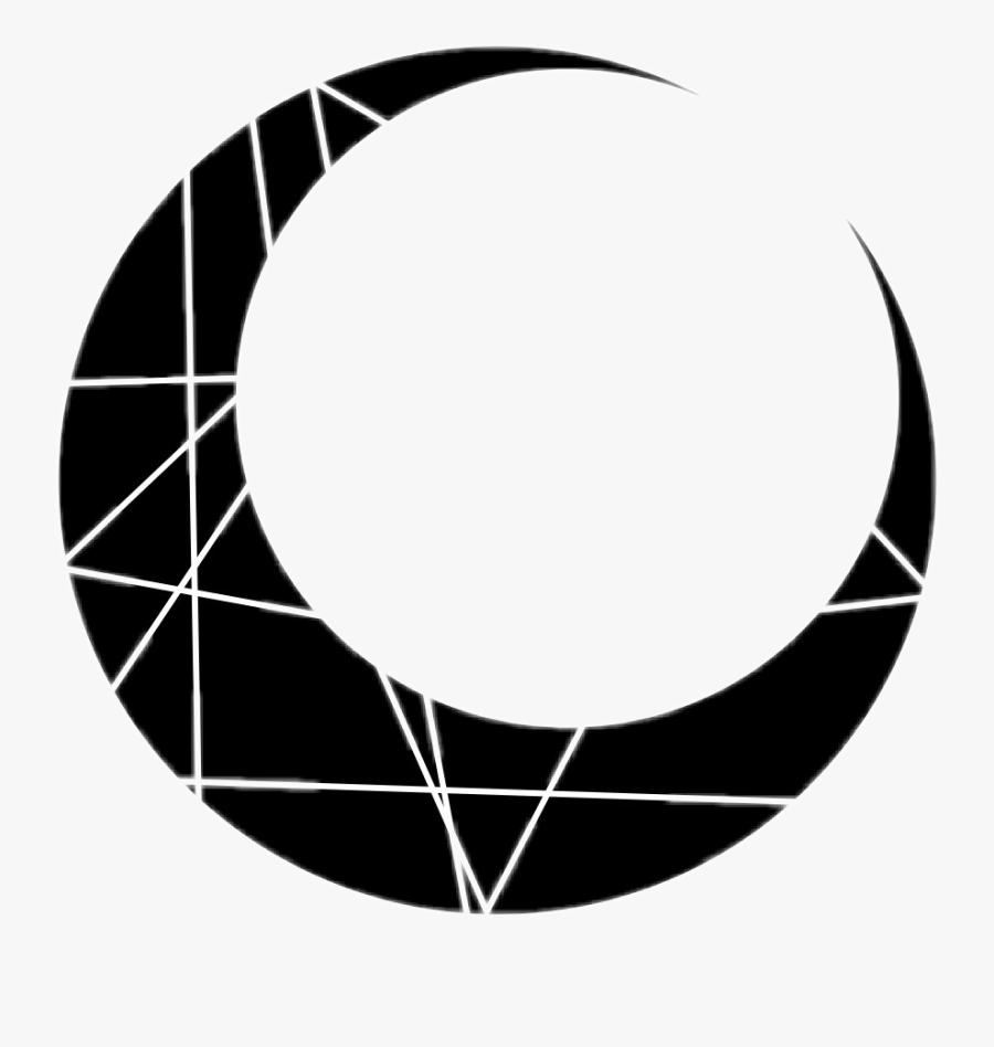 #eye #circle #geometric #shape #line #black #color - Circle Shapes Png, Transparent Clipart