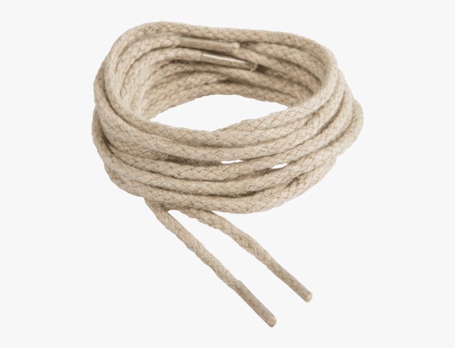 Transparent Shoe Tying Clipart - Flax Shoelaces, Transparent Clipart