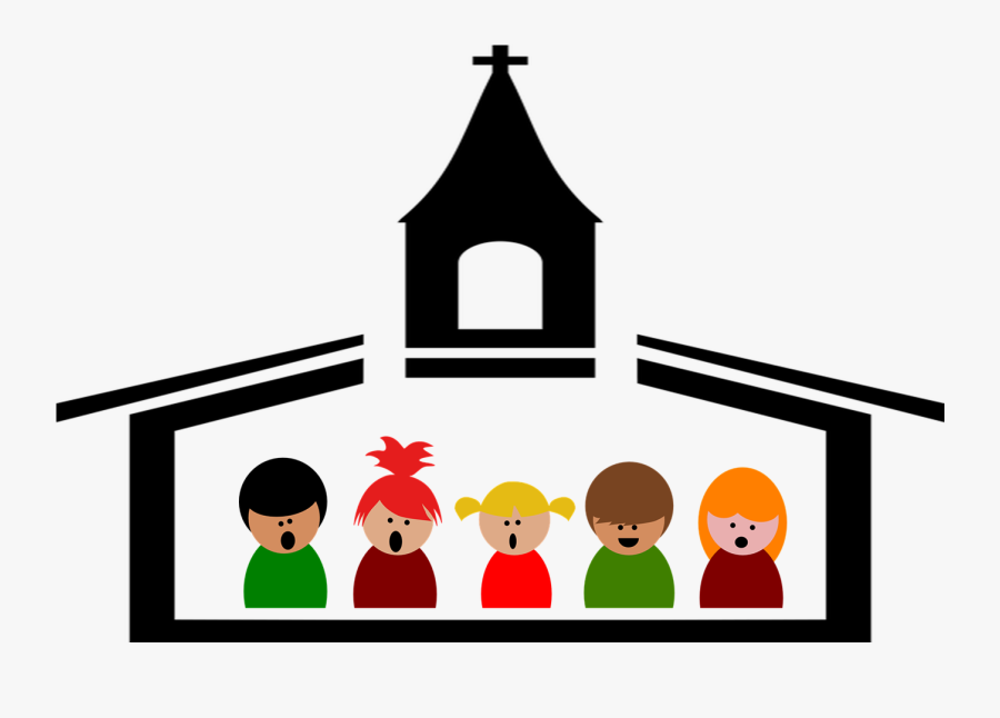2017 Cmia - Clipart Of Children Singing, Transparent Clipart