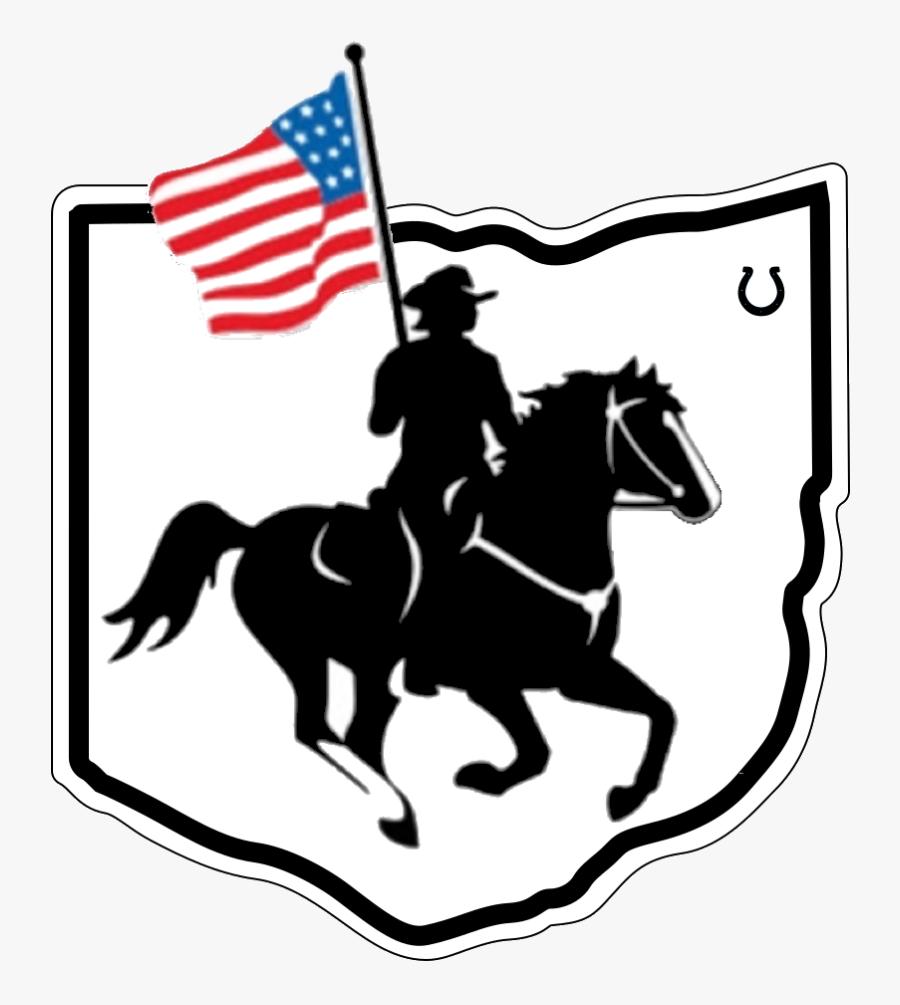 Horse Drill Team Clip Art, Transparent Clipart