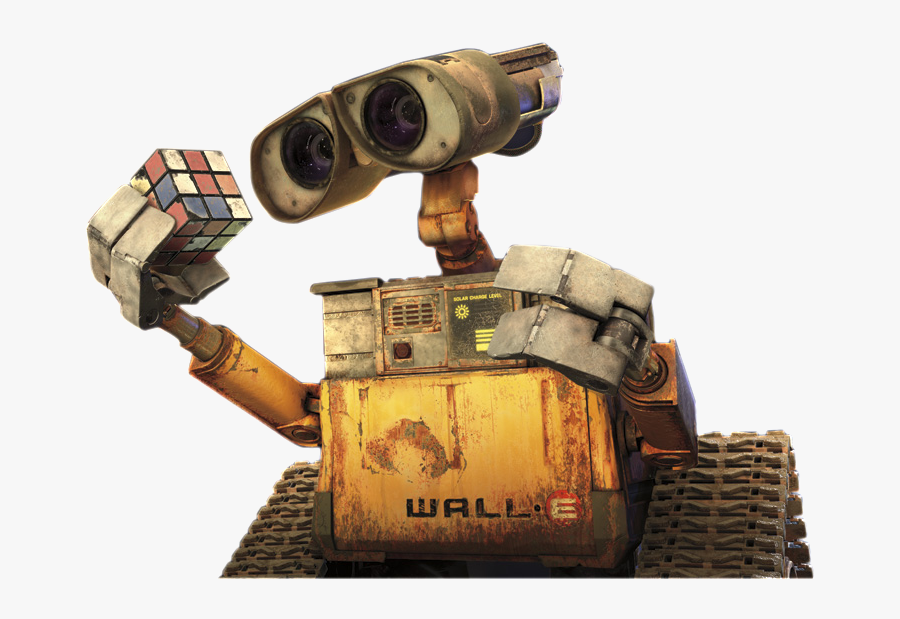 Wall-e Png Photos - Wall E Robot Png, Transparent Clipart