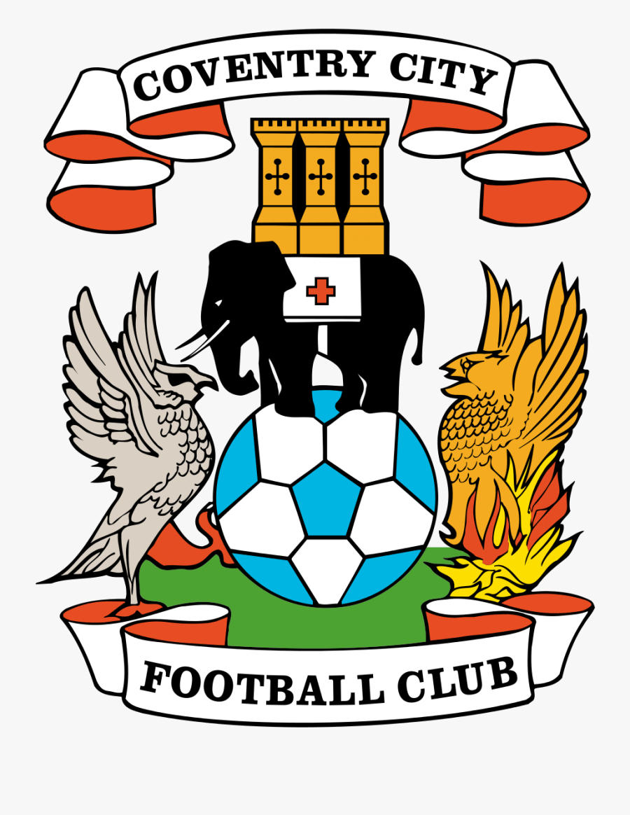 Crystal Palace Fc Clipart School - Coventry City F.c., Transparent Clipart