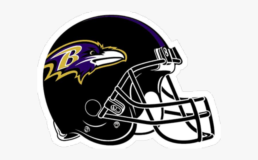 Baltimore Ravens Helmet Clipart, Transparent Clipart