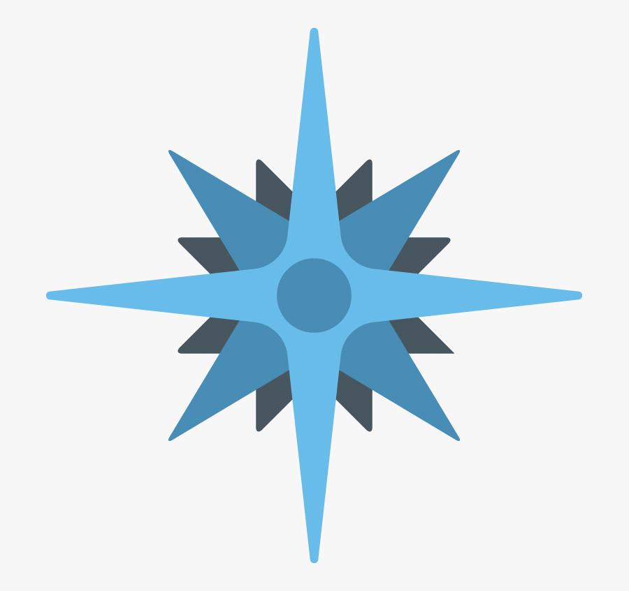 8 Point Star Transparent, Transparent Clipart