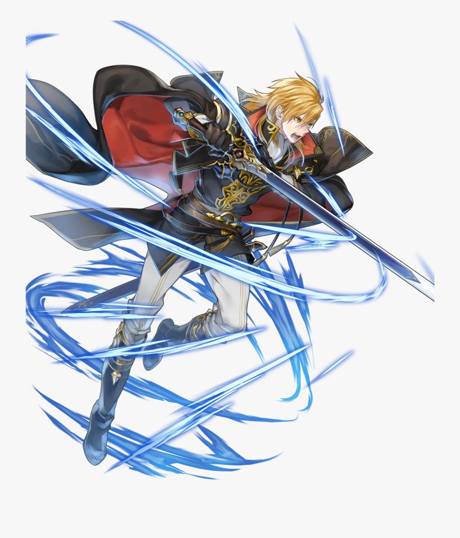 Clip Art Fe Heroes Ares - Ares Fire Emblem Heroes, Transparent Clipart