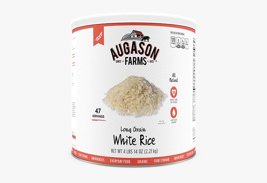 Long Grain White Rice - Basmati, Transparent Clipart