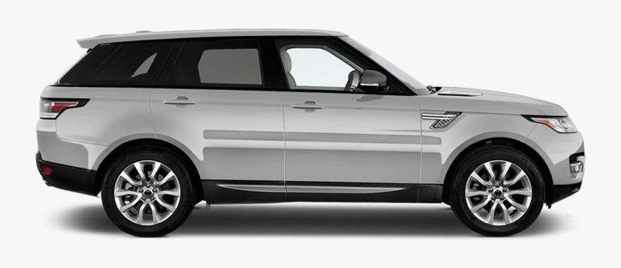 Land Tire,alloy Wheel,rim,sport Utility Vehicle,motor - 2016 Range Rover Sport Tdi Side, Transparent Clipart