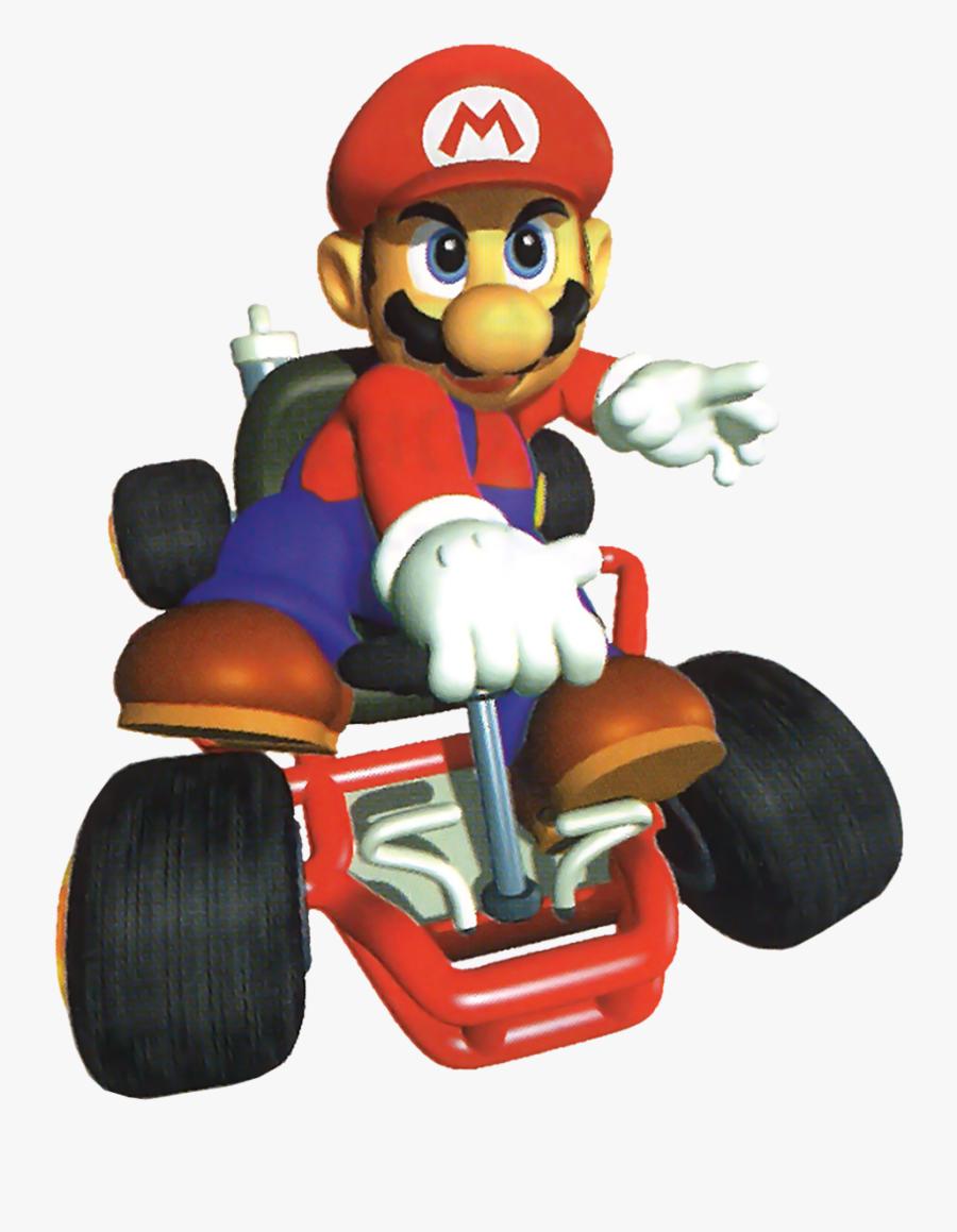 Mario Renders From Mario Kart Mario Kart 64 Original Soundtrack