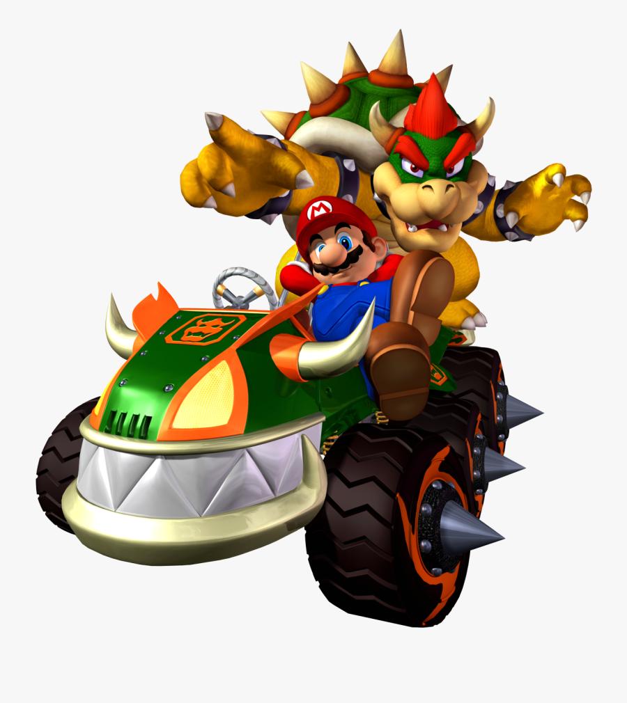Kart Racing Mario Kart Double Dash Png Free Transparent