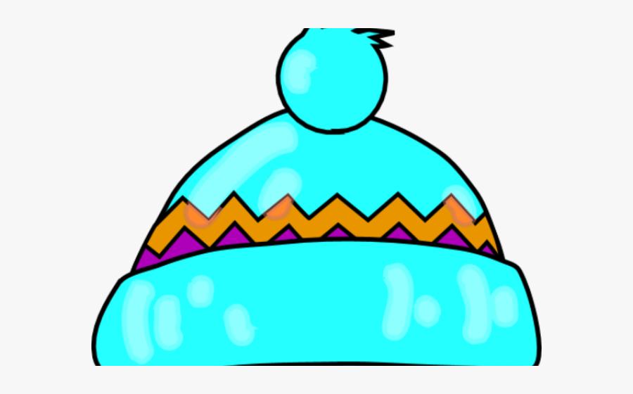 Glove Clipart Winter Hat - Winter Hats Clip Art, Transparent Clipart