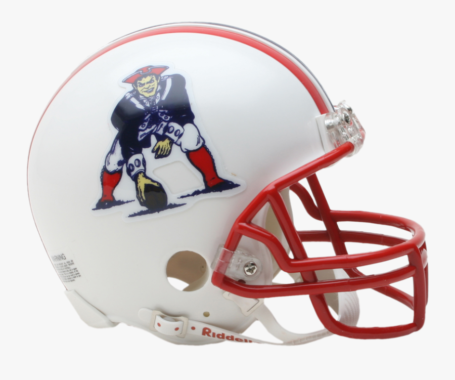 Honolulu Bromothymol August To - New England Patriots Old Helmet, Transparent Clipart