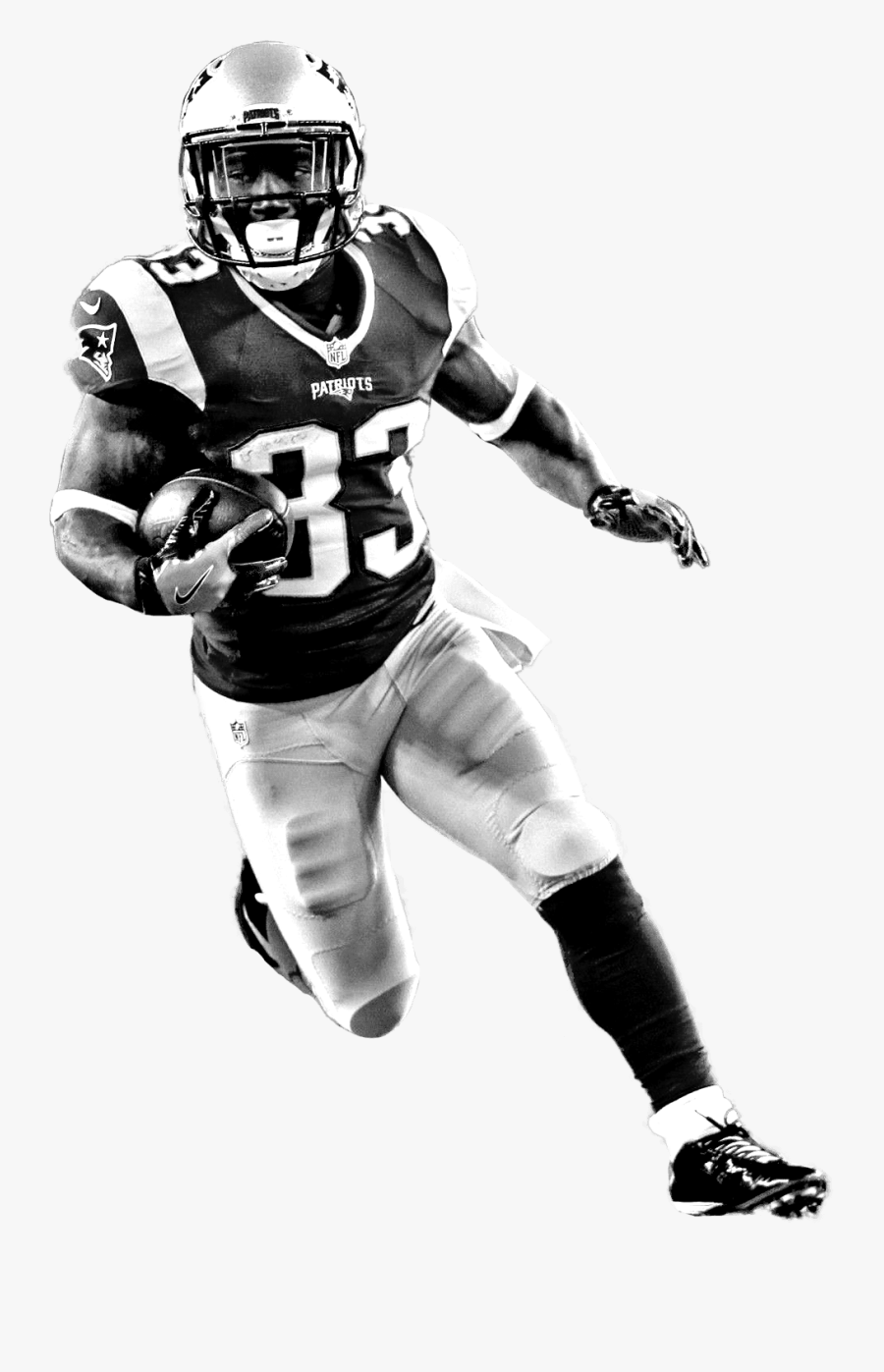 Football Player Png, Transparent Clipart