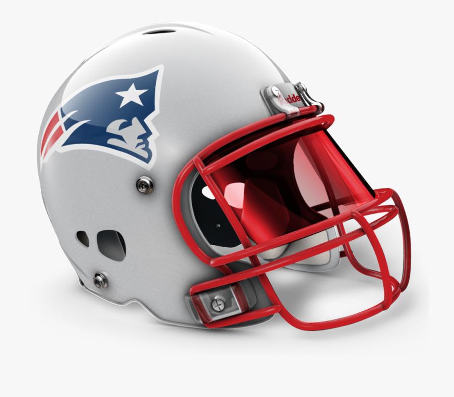 Transparent Patriots Png - 100 Best Football Visor, Transparent Clipart