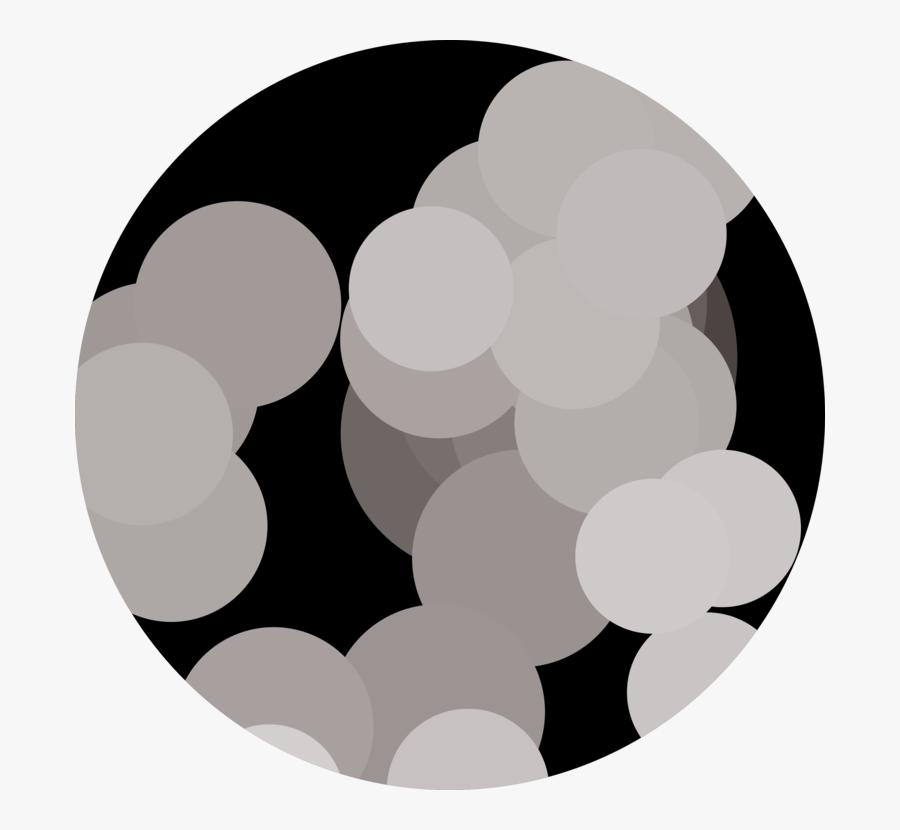 Sphere,monochrome,black - Bokeh Effect Icon Png, Transparent Clipart