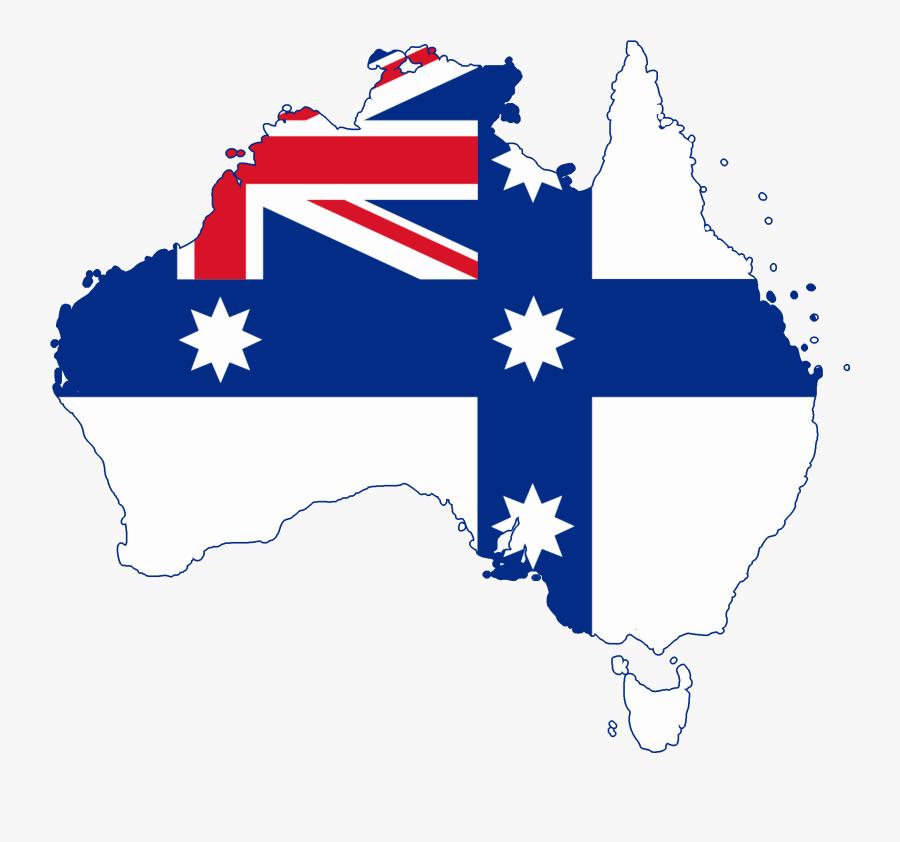 Hq Australia Png Transparent Australia Png Images Pluspng - Australia Flag Without Union Jack, Transparent Clipart
