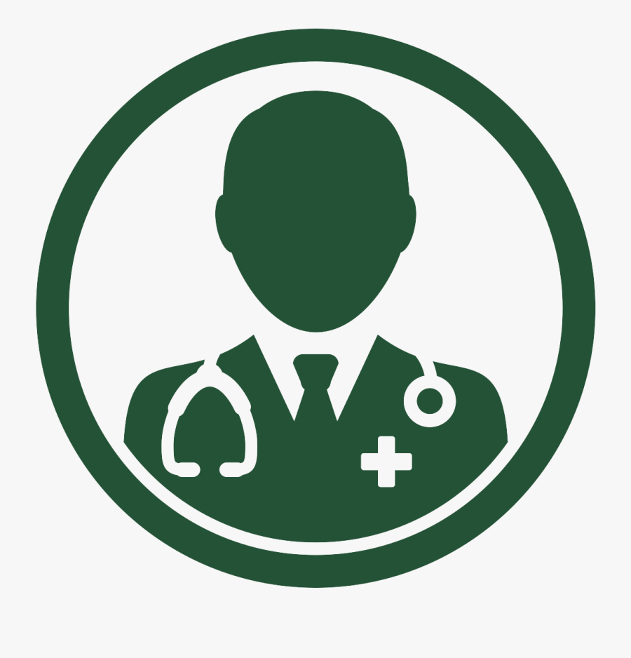 Doctor Stethoscope Icon, Transparent Clipart