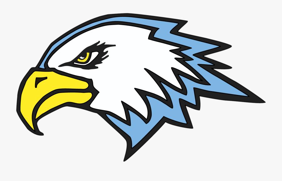 School Logo - Grand Rapids Christian Eagles, Transparent Clipart