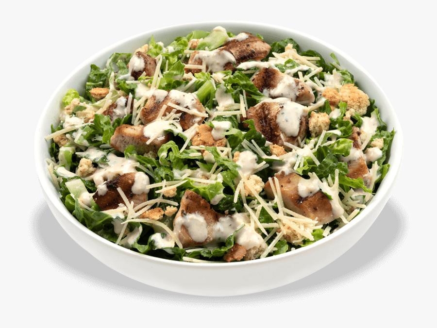 Caesar Salad, Transparent Clipart