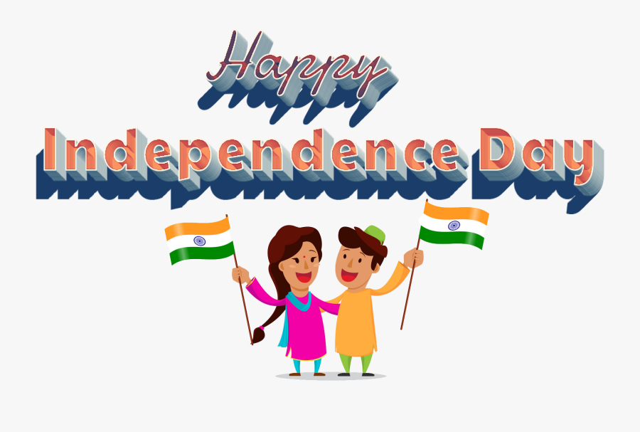 Art,graphic - Happy Independence Day Png, Transparent Clipart