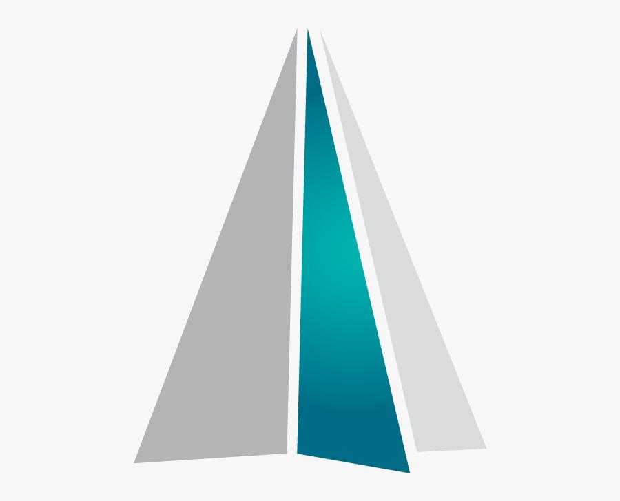Transparent Prism Png - Triangle, Transparent Clipart