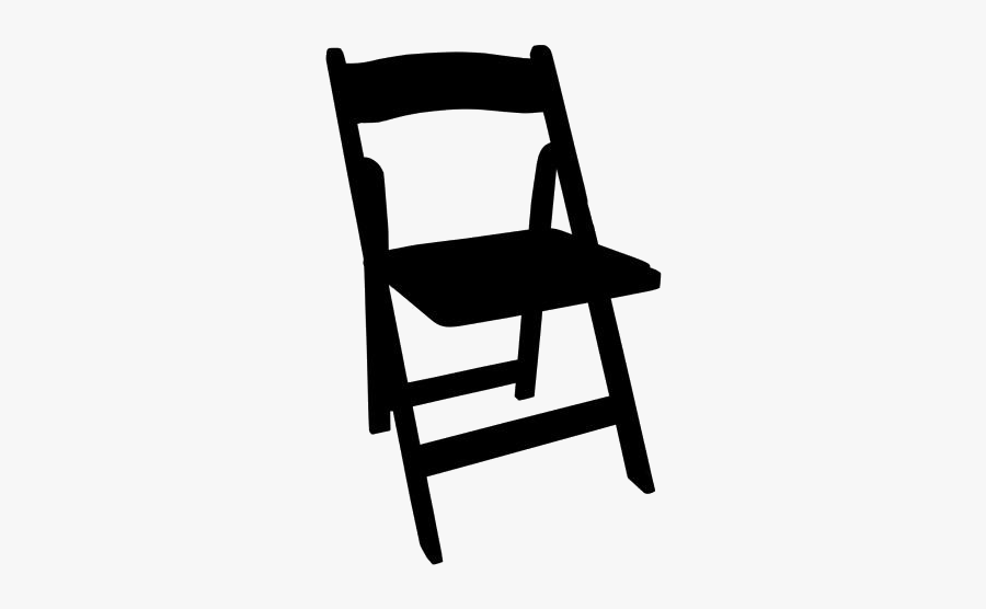 Target Folding Chairs Png Transparent Images - Black Resin Folding Chairs, Transparent Clipart