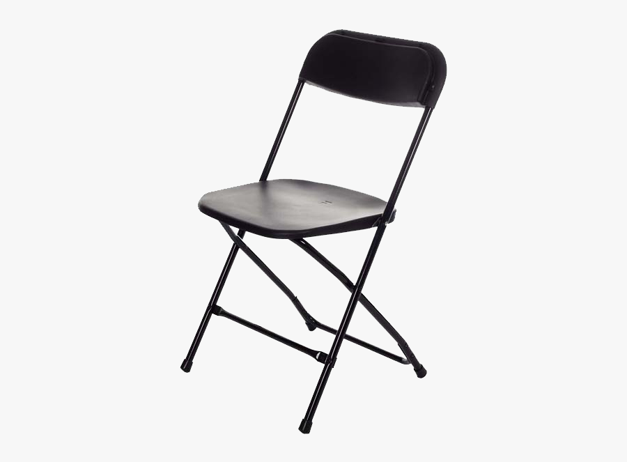 Clipart Chair Metal Chair - Fold Up Chairs Transparent, Transparent Clipart