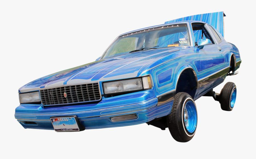 Chevrolet Impala Lowrider Car Grand Theft Auto V Grand - Gta V Lowrider Png, Transparent Clipart