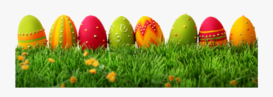 Transparent Easter Eggs Png - Beautiful Easter Eggs In Grass Hd, Transparent Clipart