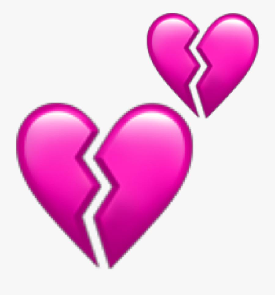 Love Heartbreak Emoji Lofi Depression Edit Sadness Broken Heart Ios Emoji Free Transparent Clipart Clipartkey