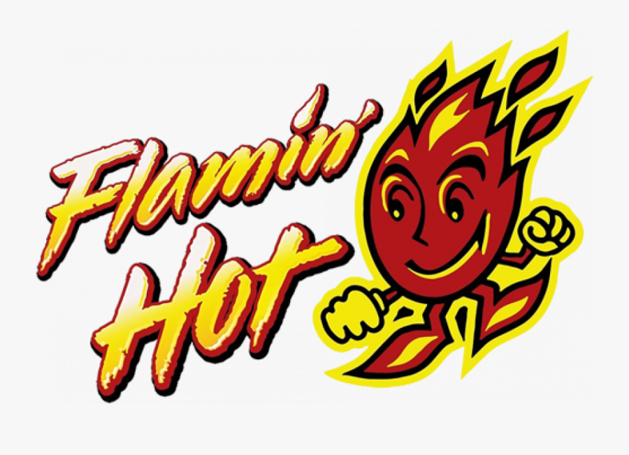 Flaming Hot Cheeto Guy, Transparent Clipart