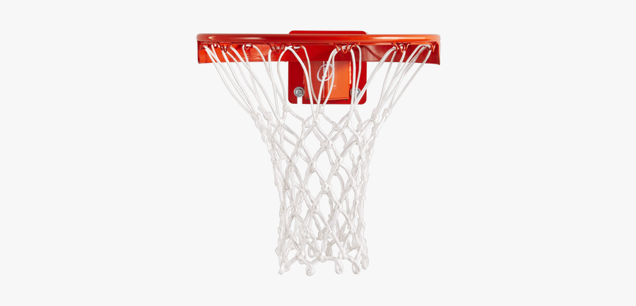 Basketball Net With No Basketball Png - Basketball Front Rim, Transparent Clipart