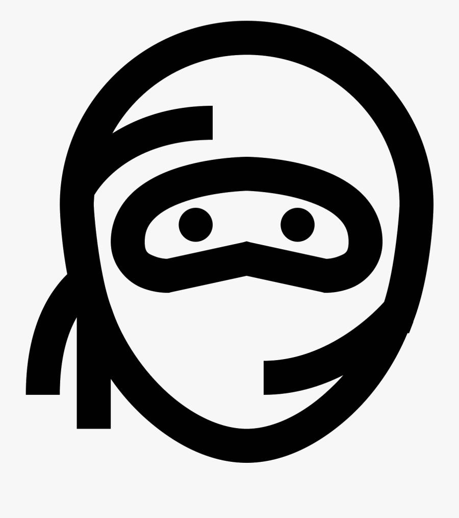 Ninja Face Png Whatsapp Profile Icon Avatar Ninja Free Transparent Clipart Clipartkey
