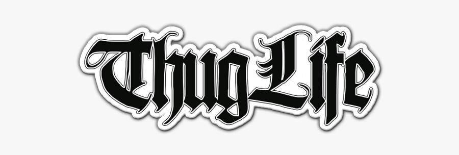 Thug Life Png - Thug Life Png Transparent, Transparent Clipart