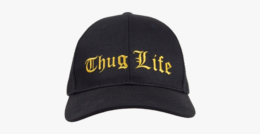 Thug Life Png - Thug Life Hat Png, Transparent Clipart