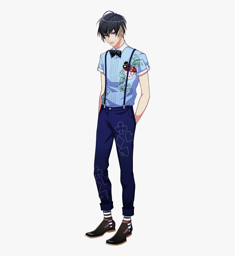 Masumi Boy Alice In Wonderland Fullbody - Alice In Wonderland Boy Version, Transparent Clipart