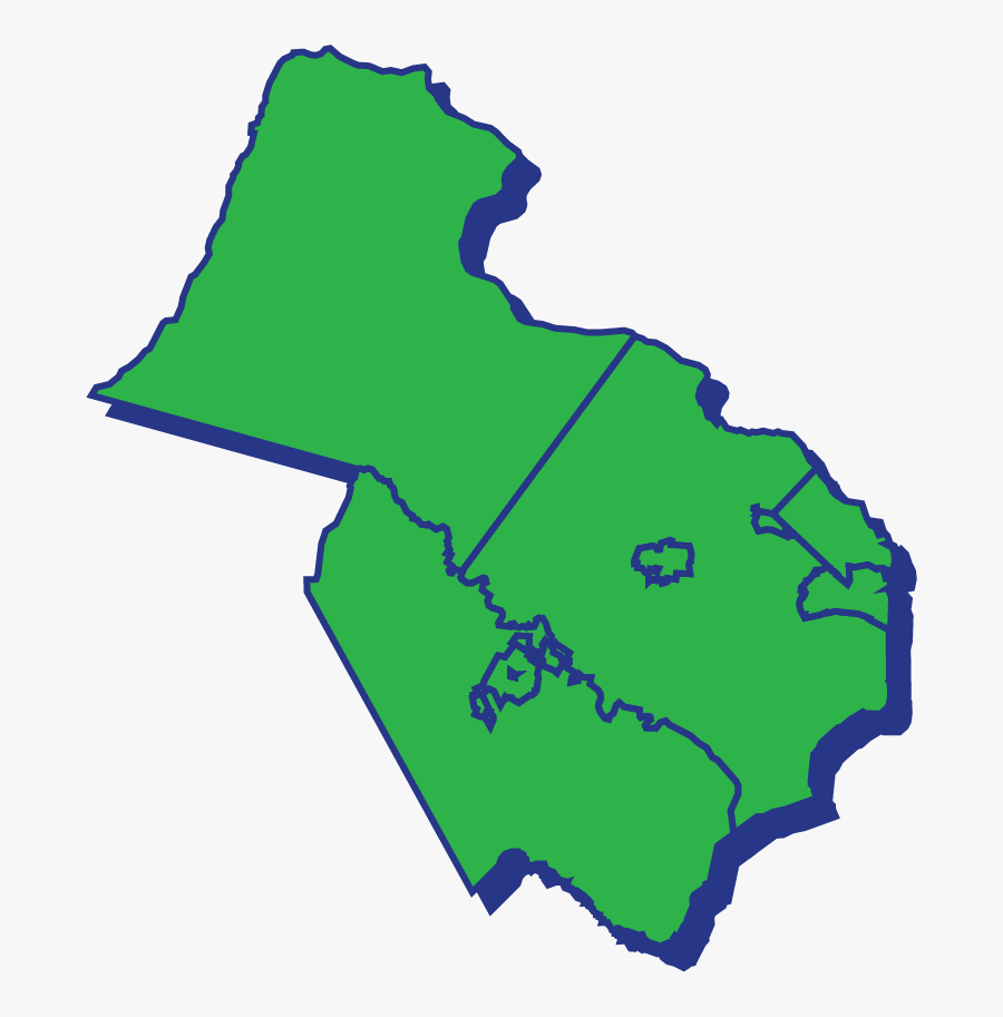 Region 7 Information - Map, Transparent Clipart