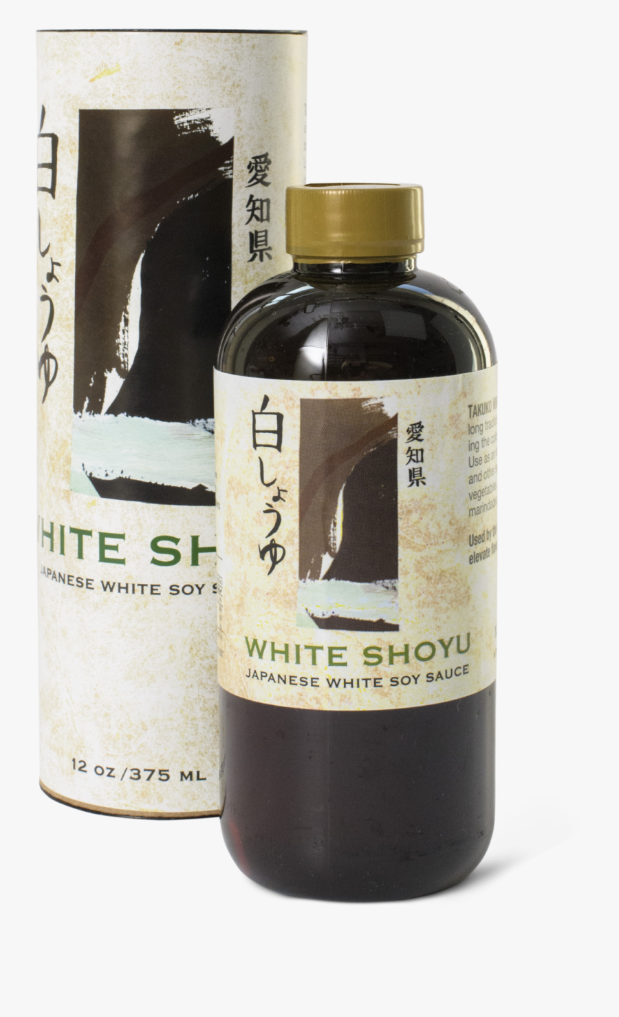 Transparent Soy Sauce Clipart - Takuko White Shoyu Japanese White Soy Sauce 375ml, Transparent Clipart