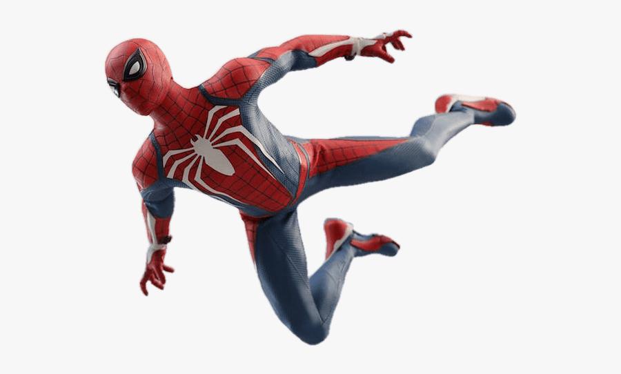 Marvel Spider Man Suit, Transparent Clipart