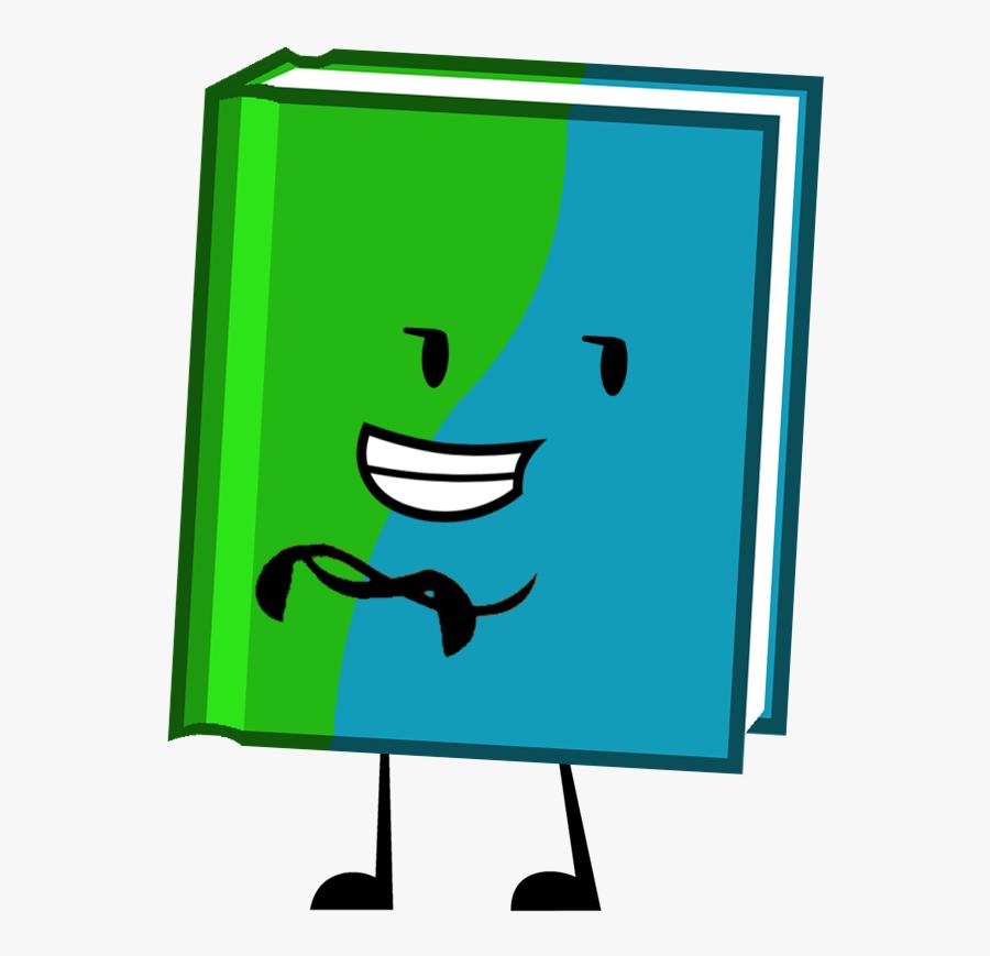 Dictionary Clipart Dictionary Book - Battle For Dream Island Book, Transparent Clipart