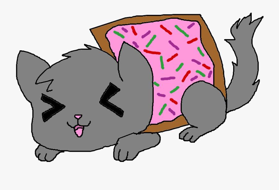 Cat Transparent Gif Transparent Background - Anime Cat Transparent Background, Transparent Clipart