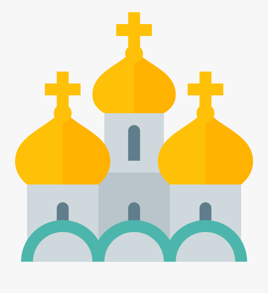 Steeple Clipart Orthodox Church - Orthodox Church Png, Transparent Clipart