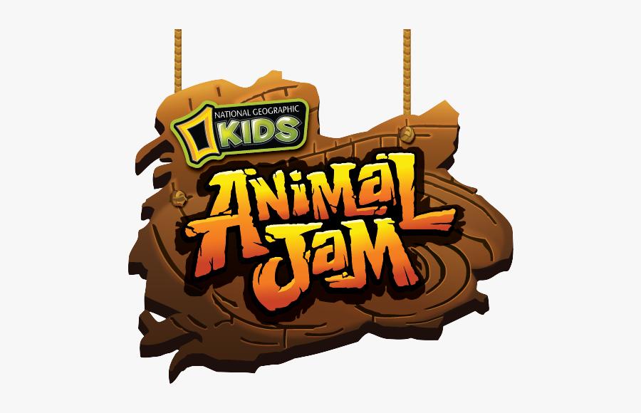 Animal Jam Logo Png - Animal Jam Beta Sign , Free ...