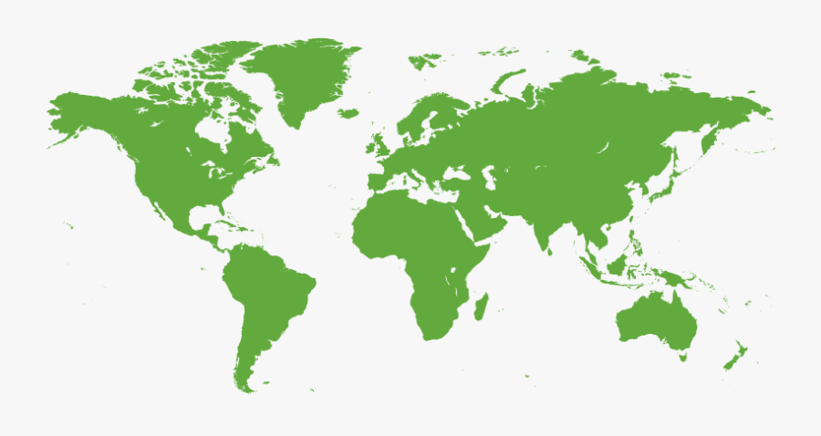Jpg Freeuse Library Home Page Image Projects - Green Map Of The World, Transparent Clipart