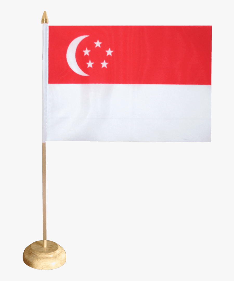 Singapore Flag Transparent Background, Transparent Clipart